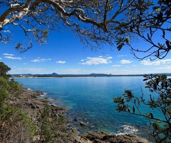 sunshine coast landscape