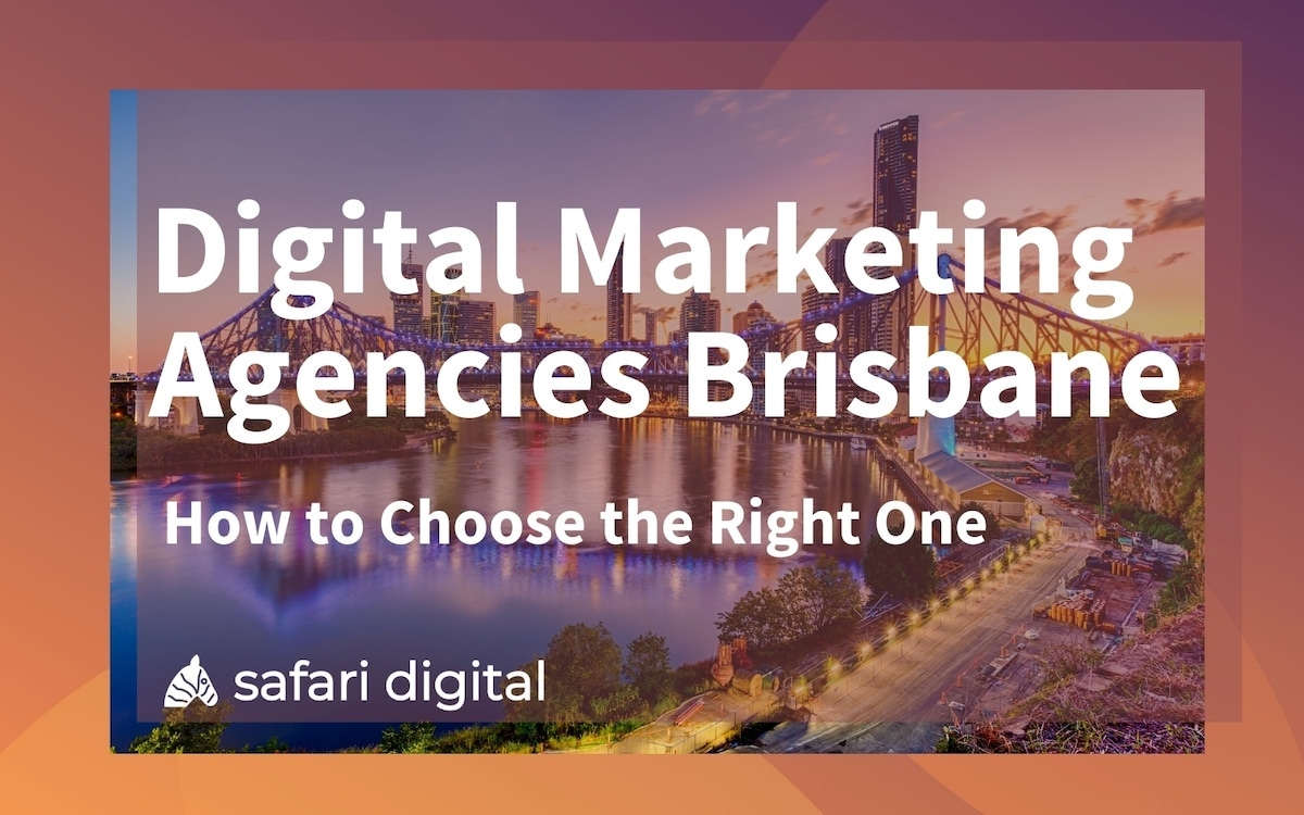 Digital Marketing Agencies Brisbane