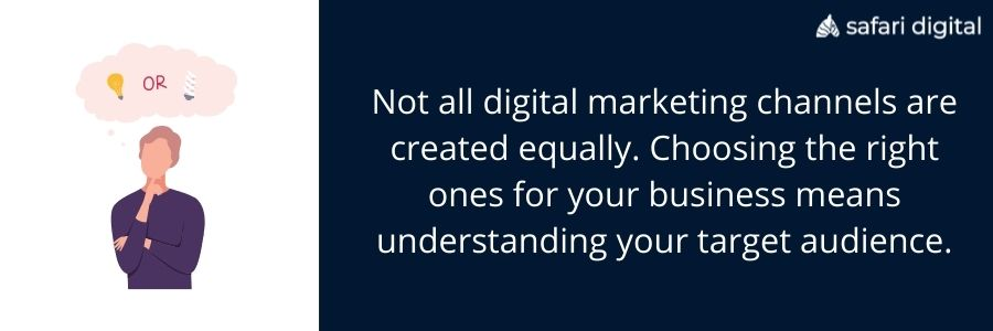 not all digital marketing agencies are created equally