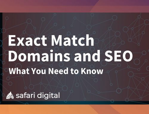 Exact Match Domains and SEO – What You Need to Know in 2021